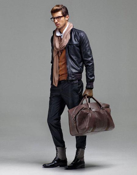 Zara, colección otoño-invierno 2009/2010 para hombre