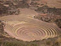 El Valle Sagrado de los Incas: Las terrazas de Moray