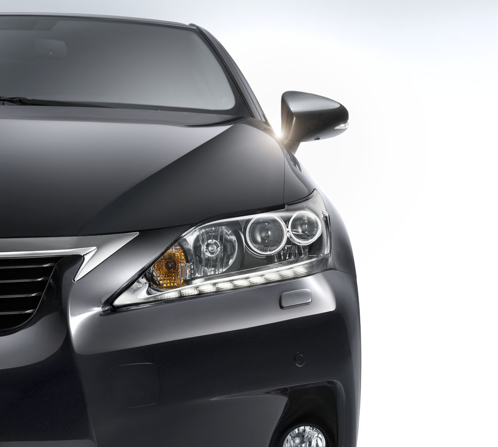 Foto de Lexus CT 200h (102/164)