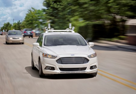 Coches Autonomos Ford