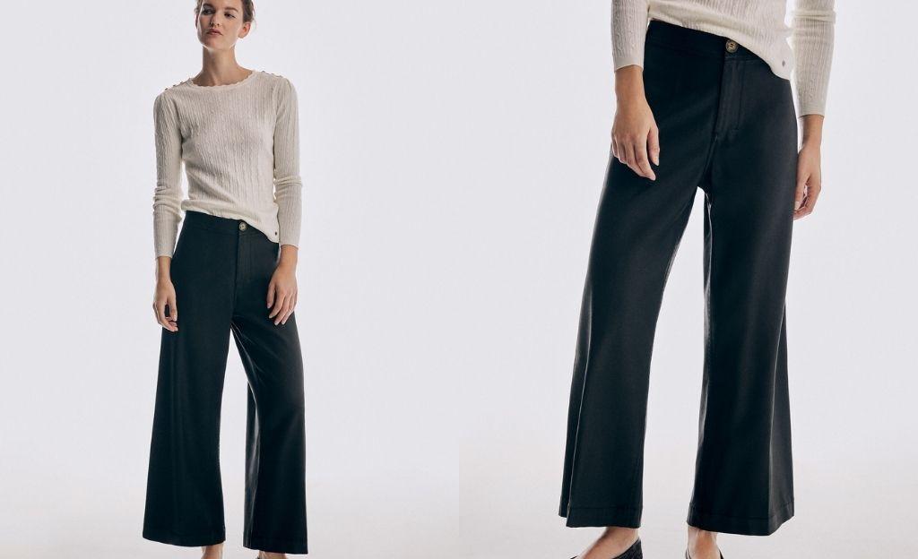 Pantalón seamless tencel