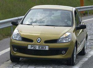 Renault Clio 1.6 16V VVT