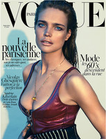 Vogue Paris: Natalia Vodianova
