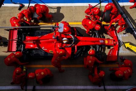 Vettel Silverstone F1 2020 2