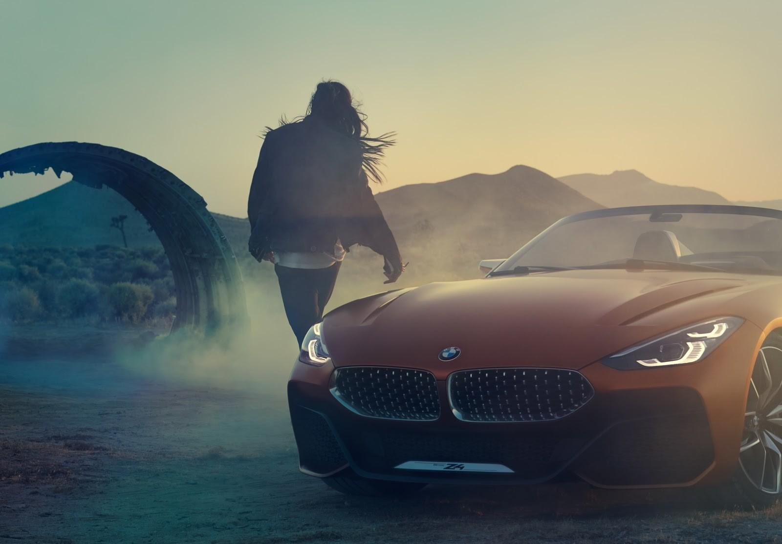 Foto de BMW Z4 Concept (4/19)