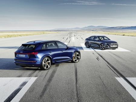 Audi E Tron S Y Sportback S
