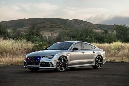 Lo último de AddArmor es un Audi RS 7 Sportback blindado capaz de llegar hasta los 325 km/h