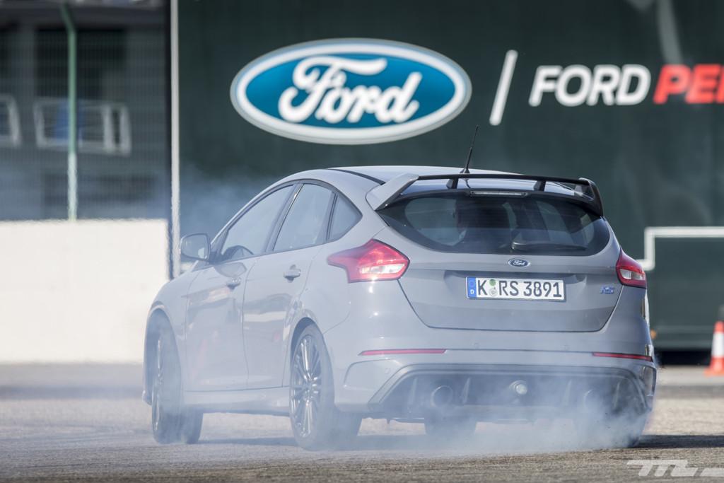 Ford Focus RS 2016: toma de contacto