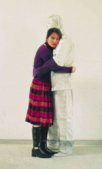 Foto de Hiding in the City: el hombre invisible. Liu Bolin (13/50)