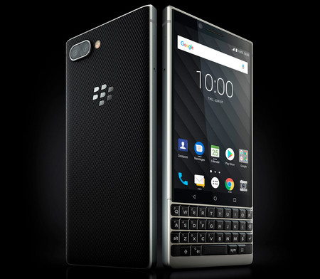 Blackberry Key2 Oficial 2
