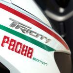 ¿Quieres ir a Pacha Ibiza? Entonces la Yamaha Tricity Pacha Edition es tu moto