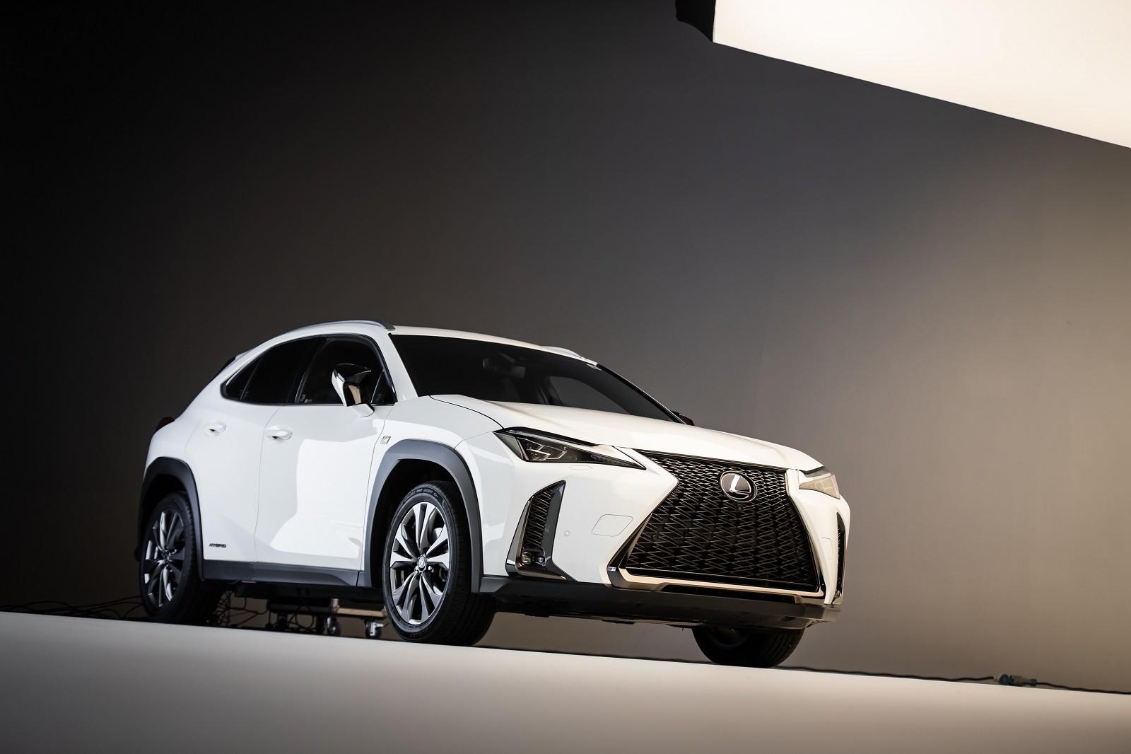 Foto de Lexus UX tatuado (17/27)
