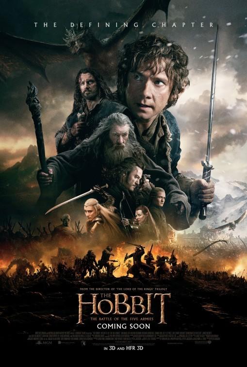 Foto de 'El hobbit: La batalla de los cinco ejércitos', carteles (22/29)