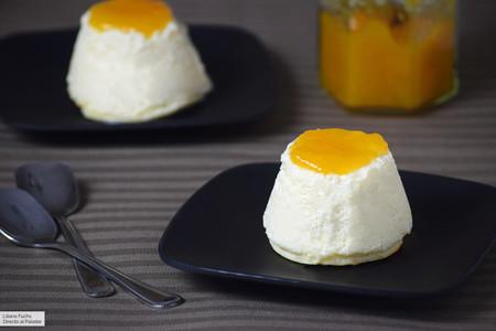 Flan de queso ligero, la receta para los que están a dieta