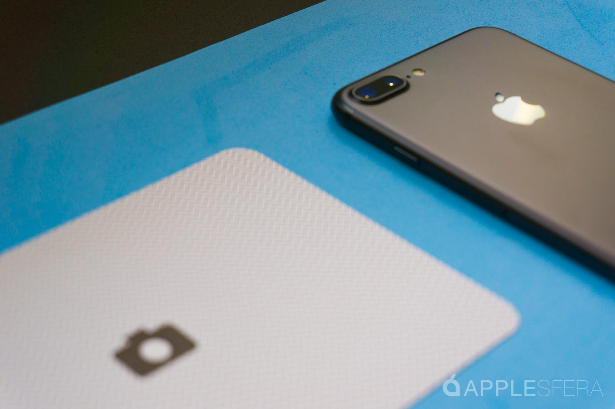 Diseño del iPhone 7 Plus