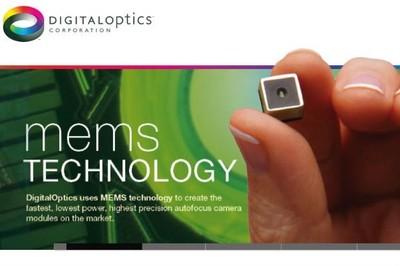 Oppo será el primero en presentar un terminal que integre una cámara MEMS