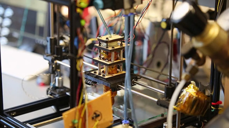 Logran crear 'arterias' funcionales con una impresora 3D y azúcar