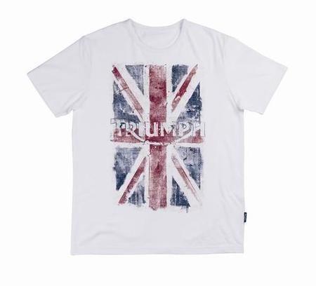 Triumph presenta sus camisetas para esta primavera