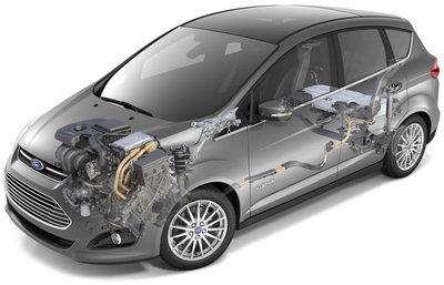Ford, demandada en Estados Unidos por los (demasiado) bajos consumos de sus híbridos