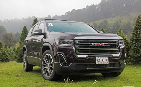 Manejamos al GMC Acadia 2020: Lo que esperabas de un SUV estadounidense y más