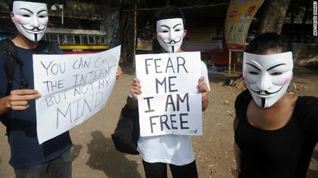 ¿Peligra la libertad que proporciona Internet?