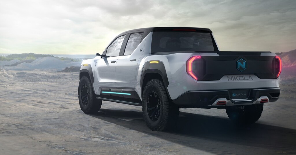 Nikola, que se postulaba tan el fabricante de vehículos eléctricos mas prometedor desde Tesla, cancela su pickup Badger