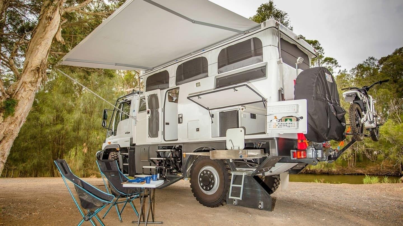 Foto de EarthCruiser Australia Unimog Explorer XPR440 (1/18)