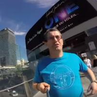 Cuando el vídeo de tus vacaciones se transforma en un gran selfie e internet se enamora de él