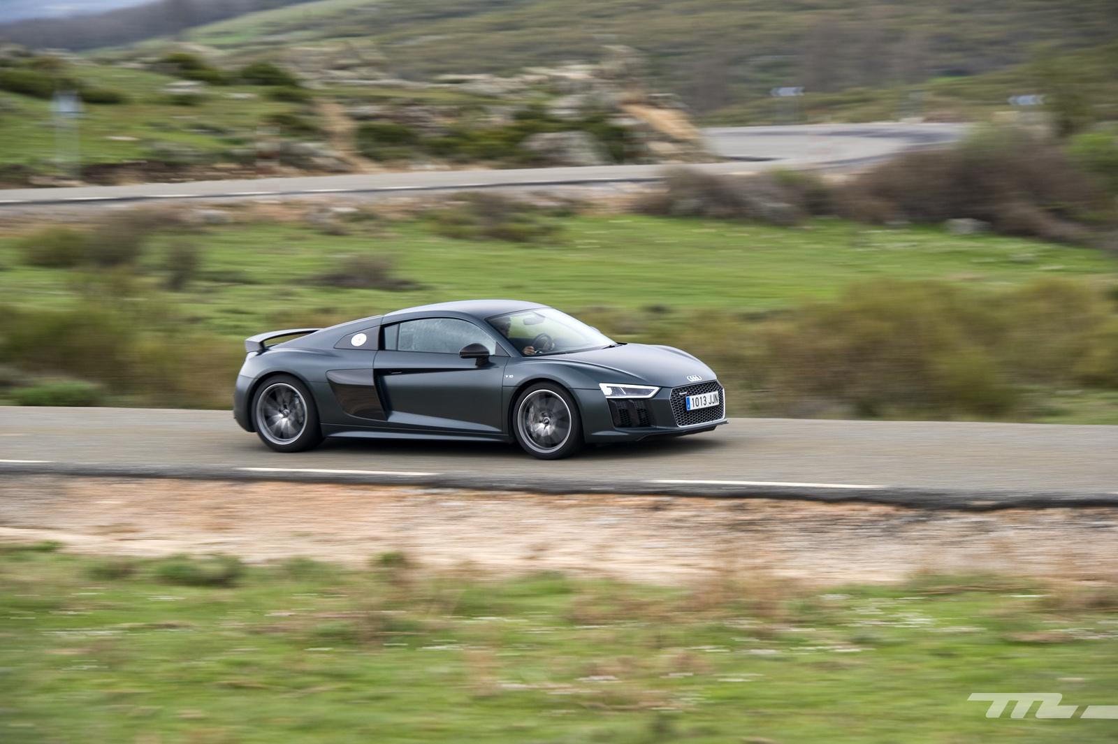 Foto de Audi R8 V10 Plus (prueba) (12/39)