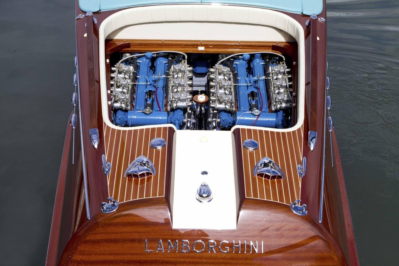 Foto de Riva Aquarama Lamborghini (3/11)