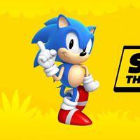 Sonic se preparará para rodar en Super Monkey Ball: Banana Blitz HD como personaje jugable
