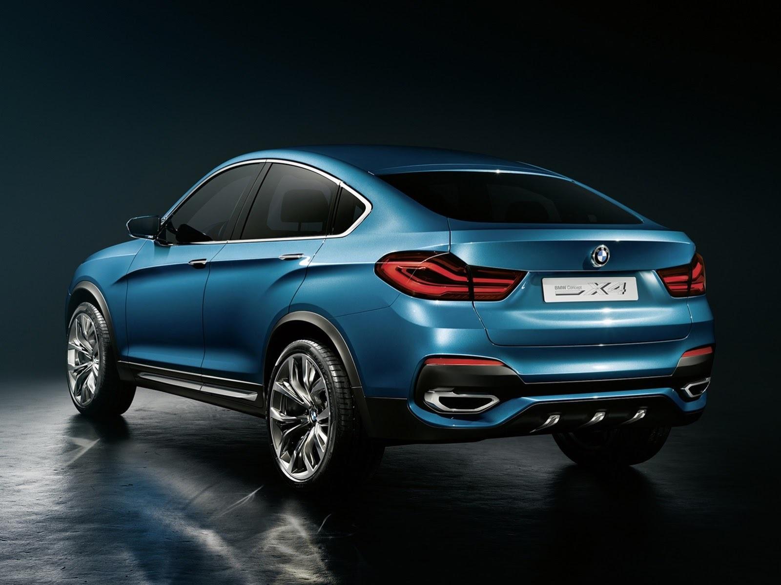 Foto de BMW X4 Concept (5/6)