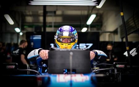 Alonso Sochi F1 2021
