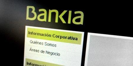 Bankia anuncia fuertes comisiones