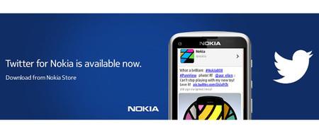Twitter lanza aplicación oficial para los Nokia S40