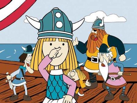 ¿Ven tus hijos dibujos animados de tu infancia?