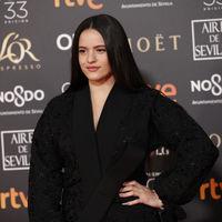 Premios Goya 2019: Rosalía dice sí al minimalismo (menos para sus uñas)