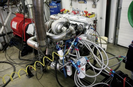 Scheid Diesel 2500