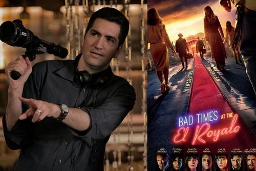 """""""Un hotel permite que puedas ser otra persona"""". Drew Goddard, director de 'Malos tiempos en El Royale'"""