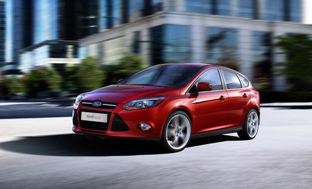Primeros datos sobre el Ford Focus ST 2012