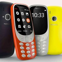 El nuevo Nokia 3310 lo vuelve a hacer: las reservas superan lo esperado tras haber sido el protagonista del MWC 2017
