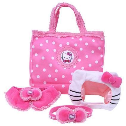 Disfraz de Hello Kitty para mascotas