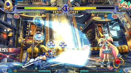 'BlazBlue: Continuum Shift II' confirmado para PSP