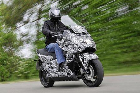 BMW E-Scooter, la marca alemana nos presenta su concept-bike eléctrica