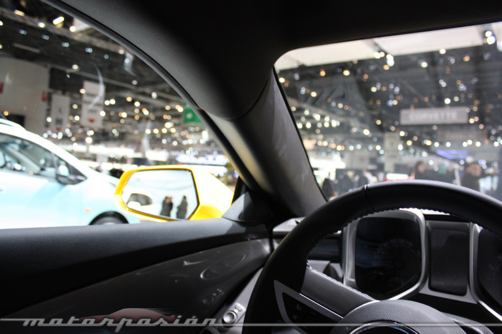 Foto de Chevrolet Camaro en el Salón de Ginebra 2010 (8/12)