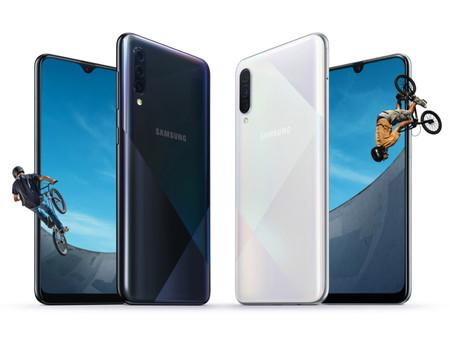 Samsung Galaxy A50s y Samsung Galaxy A30s, una renovación de su gama media con la fotografía como arma