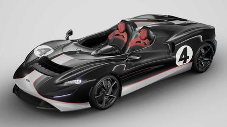 McLaren Elva M1A by MSO, la marca se pone nostálgica con este modelo inspirado en sus glorias deportivas