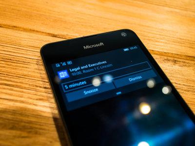 Smartphones con Windows 10, ¿sólo para profesionales?