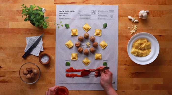 Foto de Ikea recetas 'Cook this page' (7/13)