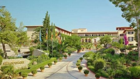 Sheraton Mallorca Arabella Golf Hotel ¡Feliz San Valentín!